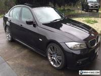 2011 BMW 320i Black M Sports Innovations Sunroof Heated Seats