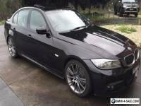 2011 BMW 320i Black M Sports Innovations Sunroof Heated Seats
