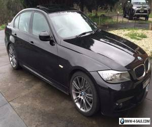 2011 BMW 320i Black M Sports Innovations Sunroof Heated Seats for Sale