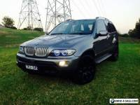 "2005 BMW X5 Turbo Diesel -20"" Wheels-HID -Angel Eyes-Leather-Auto"