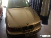 BMW 523I sedan