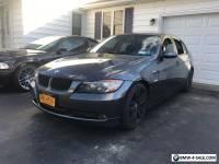 2007 BMW 3-Series Sport package