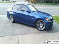 2007 BMW 3-Series M sport