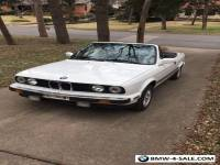 1988 BMW 3-Series alpine white