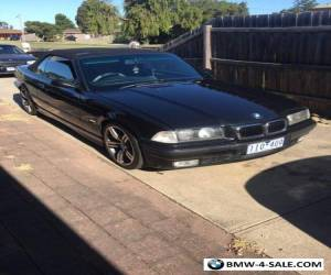 bmw 98 series 3 e36 328i convertable  for Sale