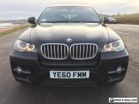 LOW MILES 2010 BMW X-6 4.0 D= X-DRIVE *308 BHP* FSH,SUNROOF, SAT-NAV,LEATHER!