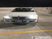 2004 BMW 3-Series ZHP