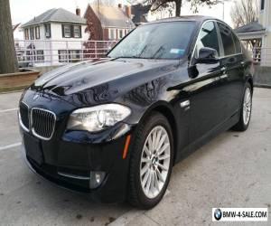 2011 BMW 5-Series 2011 BMW 5-Series 535i xDrive AWD 4-dr Sedan for Sale