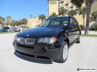 2005 BMW X3 PREMIUM
