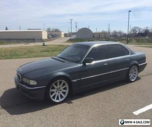 2001 BMW 7-Series 740iL for Sale