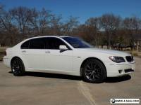 2008 BMW 7-Series Base Sedan 4-Door