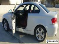 2013 BMW 1-Series 2 door coupe