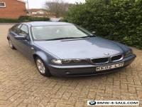 2002 BMW 318i -4 door auto