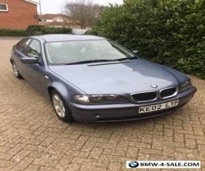 2002 BMW 318i -4 door auto for Sale