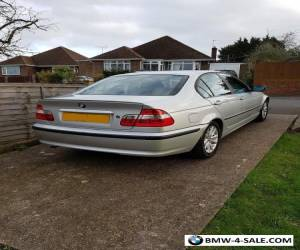 BMW 320D E46 2005 Manual 6 Speed - Low mileage only 93k - Great Condition! for Sale