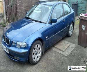 BMW 3 Series 318ti Compact for Sale