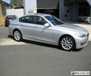 2010 BMW 528I F10 SUNROOF/LEATHER/SATNAV SERVICE BOOKS 150,000 KLMS MECH A1  for Sale