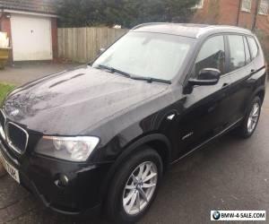 BMW X3 X-Drive 61 Reg 2.0L 5 Door Auto Bluetooth Parrot Kit FSH for Sale