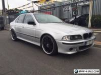 BMW 523I  IMMACULATE LOW KLMS WITH BOOKS