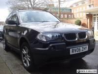 BMW X3 manual 2006