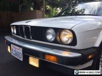 1986 BMW 3-Series 2.7 L 4 DOORS