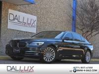 2013 BMW 7-Series 750Li SUPER CLEAN!!