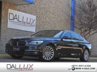 2013 BMW 7-Series 750Li SUPER CLEAN!!