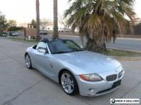 2003 BMW Z4 Z4