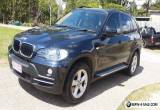 BMW X5 E70 (2007) turbo diesel Full Log Books Always serviced by BMW dealer for Sale
