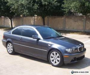 2006 BMW 3-Series 325Ci Sport for Sale