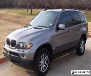 2006 BMW X5 Sport Deluxe for Sale