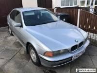 1996 P BMW 525 TD Se 182,777 miles mot till August good runner