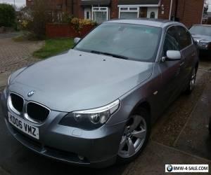BMW 5 Series 2.0 520d SE 4dr - 2006 - good condition - diesel - LEEDS for Sale