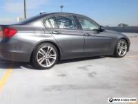 2013 BMW 3-Series Sportline