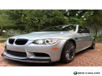 2008 BMW M3 Base Sedan 4-Door