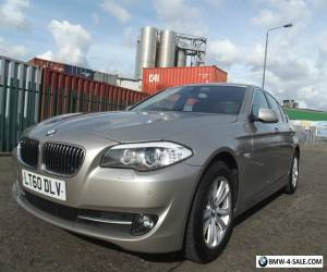 2010 BMW 525D AUTOMATIC,LOW MILEAGE,SOFT-CLOSE,HEAD-UP,PRO-SAT NAV-AUDIO, for Sale