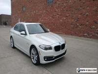2015 BMW 5-Series luxury