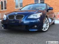 2008 BMW 5-Series Base Sedan 4-Door