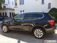 2011 BMW X3 xDrive28i Sport Utility 4-Door