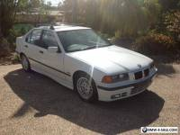 BMW E36 318IS Manual Sedan