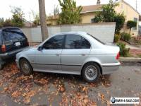 1998 BMW 5-Series Base Sedan 4-Door