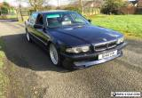 1999 BMW 750IL V12 LWB FULLY LOADED ALPINA SPEC MIDNIGHT BLUE  *RELUCTNAT SALE* for Sale
