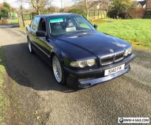 1999 BMW 750IL V12 LWB FULLY LOADED ALPINA SPEC MIDNIGHT BLUE  *RELUCTNAT SALE* for Sale