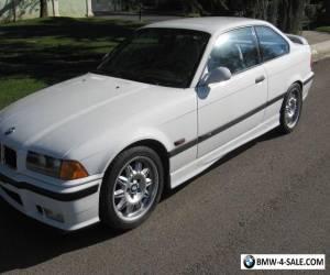 1996 BMW M3 SPORT TRIM - LEATHER for Sale