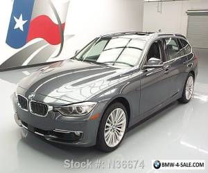 2014 BMW 3-Series 328I XDRIVE LUX LINE AWD PANO ROOF NAV HUD for Sale