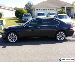 2007 BMW 7-Series for Sale