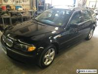 2005 BMW 3-Series Base Wagon 4-Door