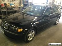 2005 BMW 3-Series Base Wagon 4-Door