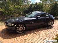 STUNNING BMW Z4 3.0si E86 ROADSTER HARDTOP