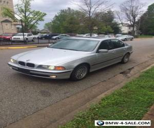 2000 BMW 5-Series M PACKAGE for Sale